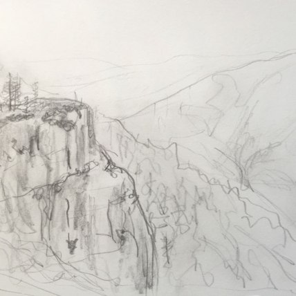 """yosemite (from above) 